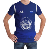 Selecta Escudo Power - Camiseta All Over Unisex