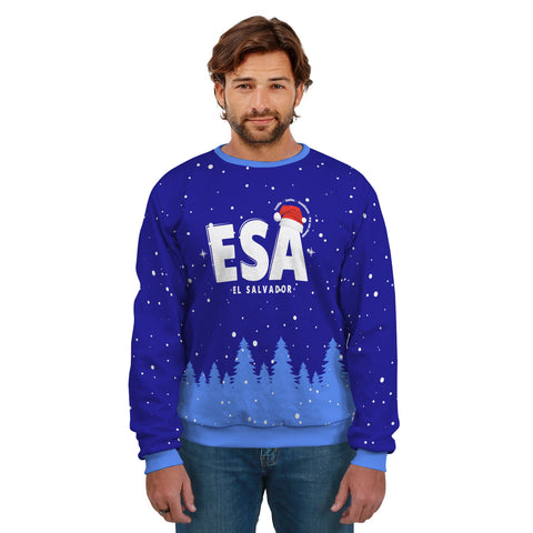 ESA - All Over Sueter Unisex