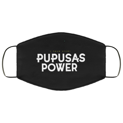 Pupusas Power - Máscara Protectora