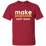 Make Pupusas not War - Camiseta Unisex
