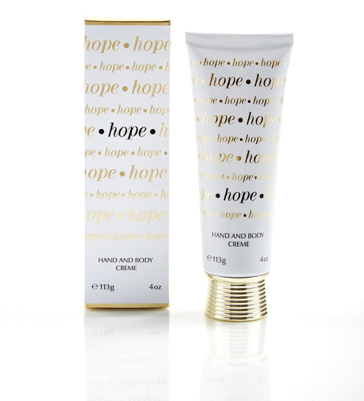 Hand and Body Crème