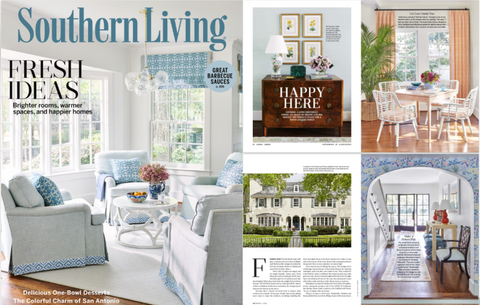 Madre Dallas Southern Living March issue