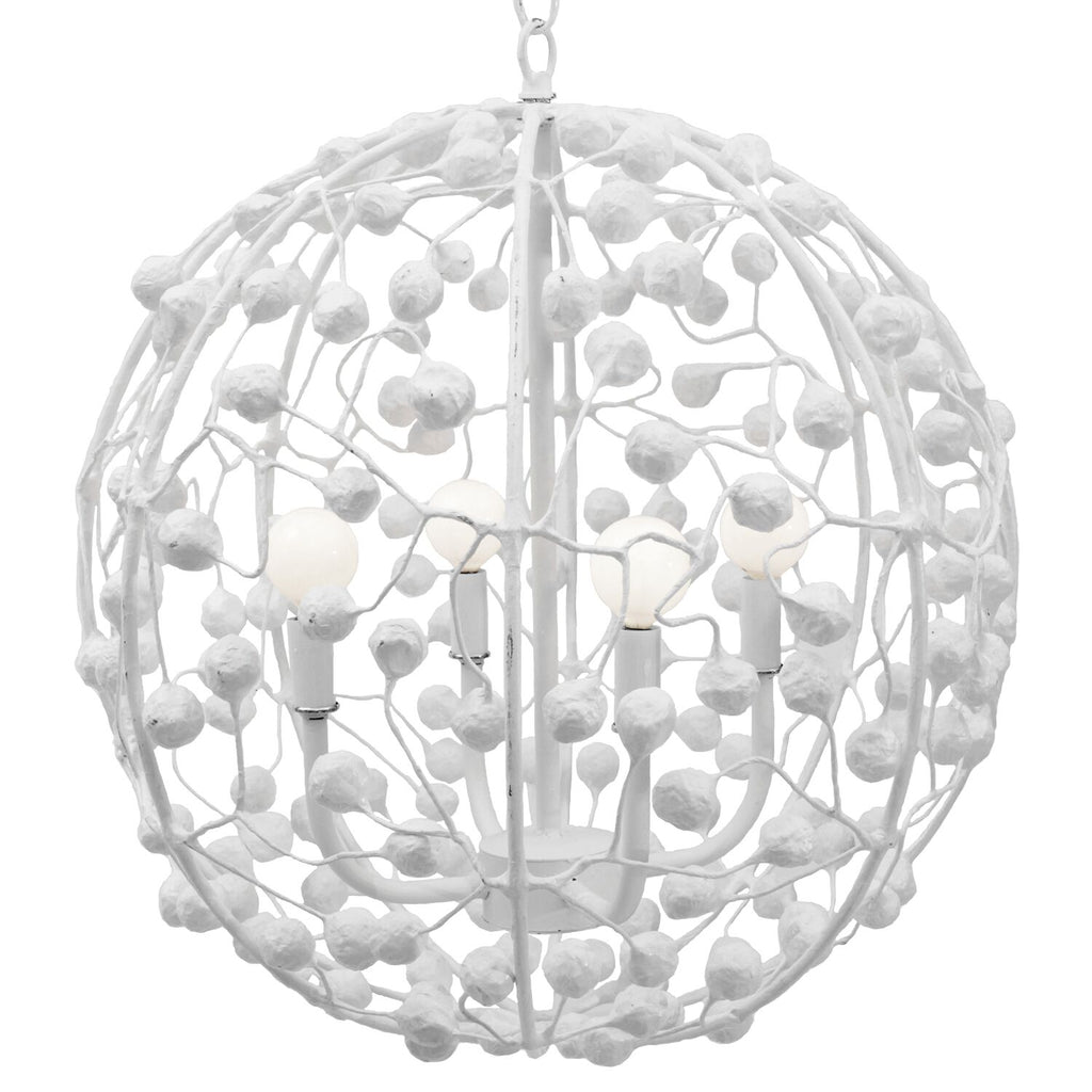 Whimsical Sphere Chandelier