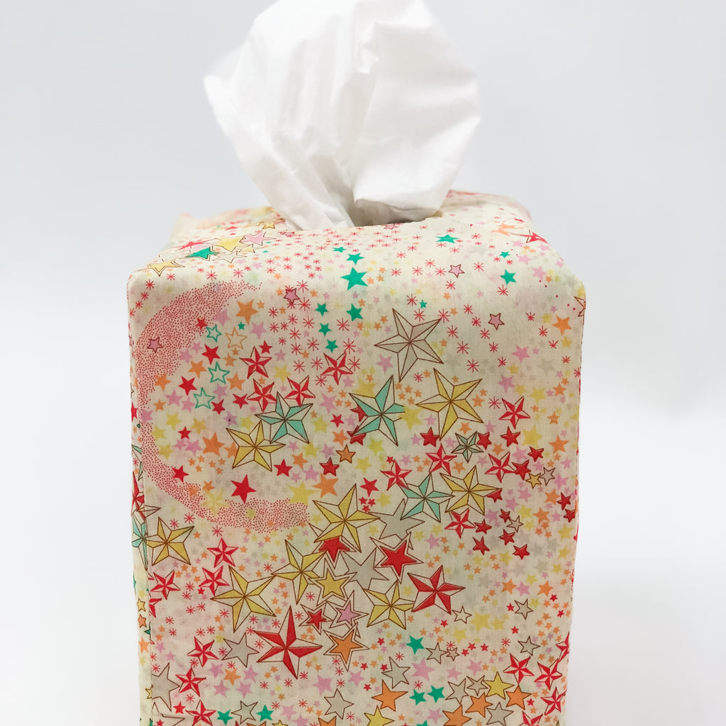 Liberty Tissue Box