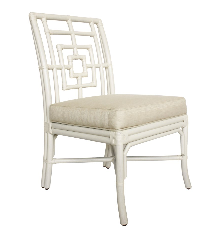 Squared Side Chair