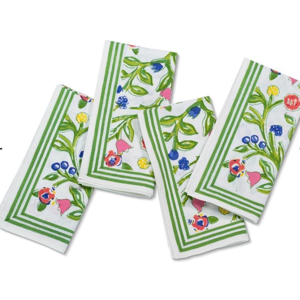 Emma Napkin Set of 4