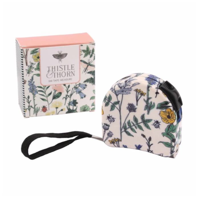 Floral Measuring Tape