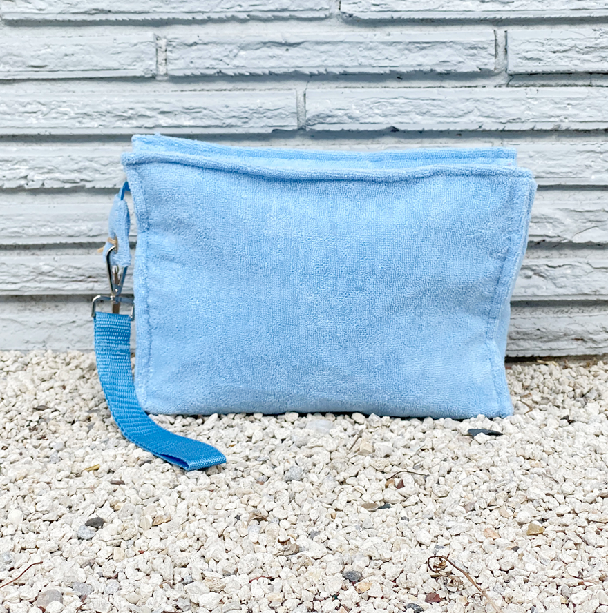 Terry Cloth Pouch