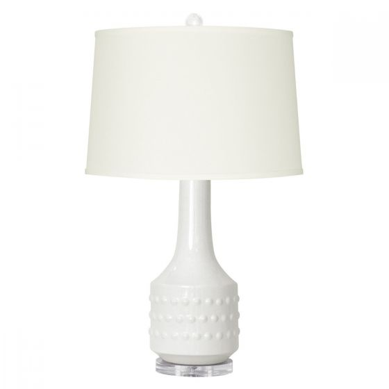 White Dot Lamp