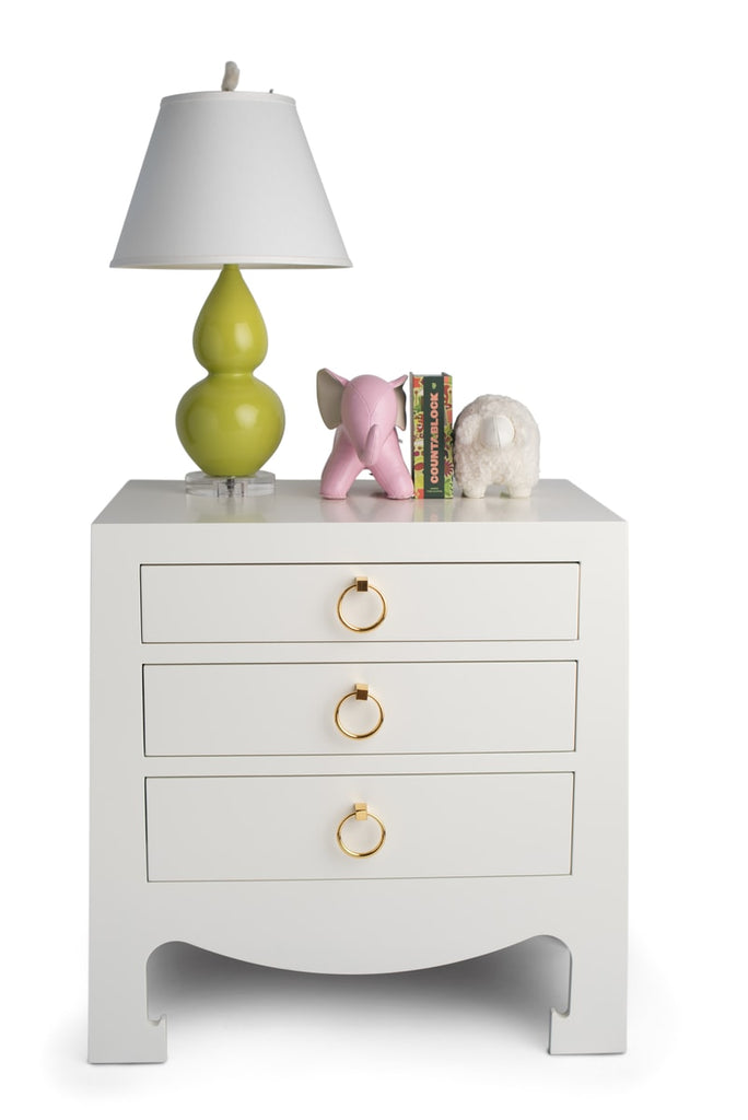 Frances Bedside Table