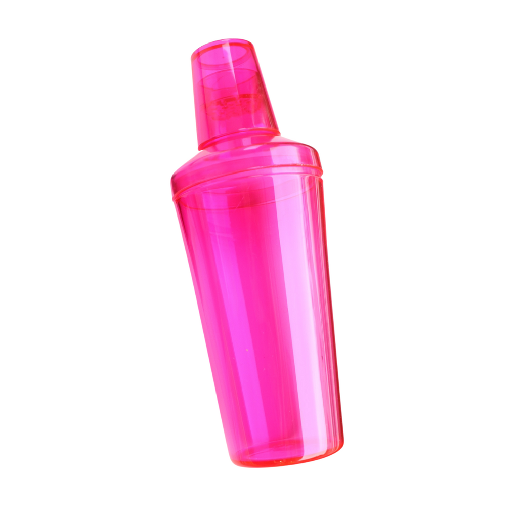 Neon Cocktail Shaker