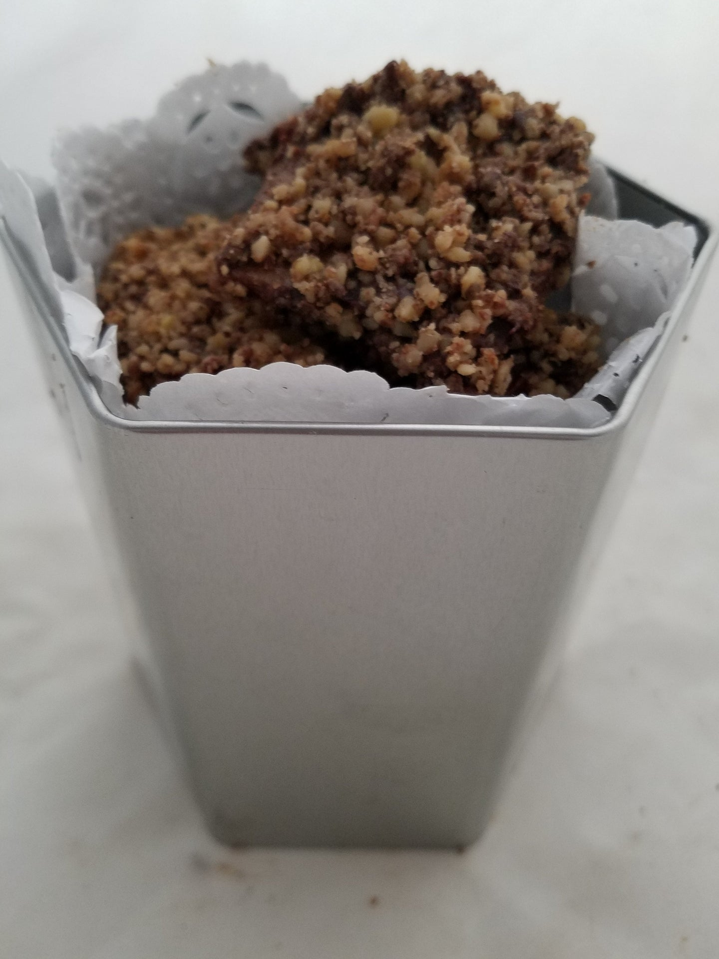 Homemade English Toffee