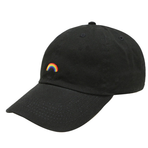Rainbow Pride Dad Hat