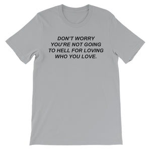 """DON'T WORRY"" T-Shirt"