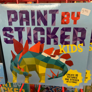 Paint By Sticker-Kids