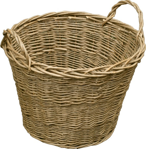 Wild Willow Log Basket 23084
