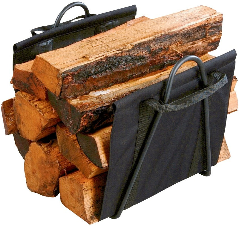 Nylon Log Tote & Stand 23114