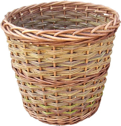 Round Kindling Basket 23122