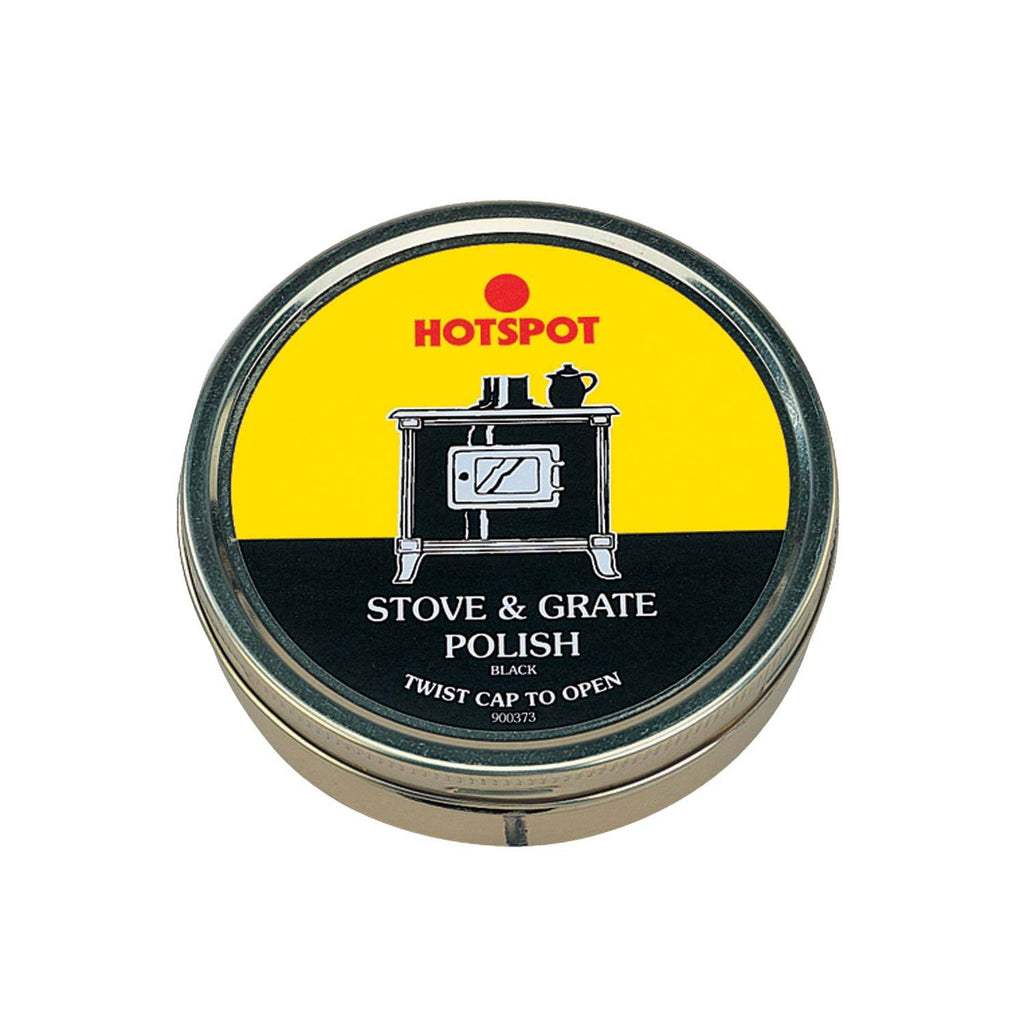 Hotspot- black stove and grate polish