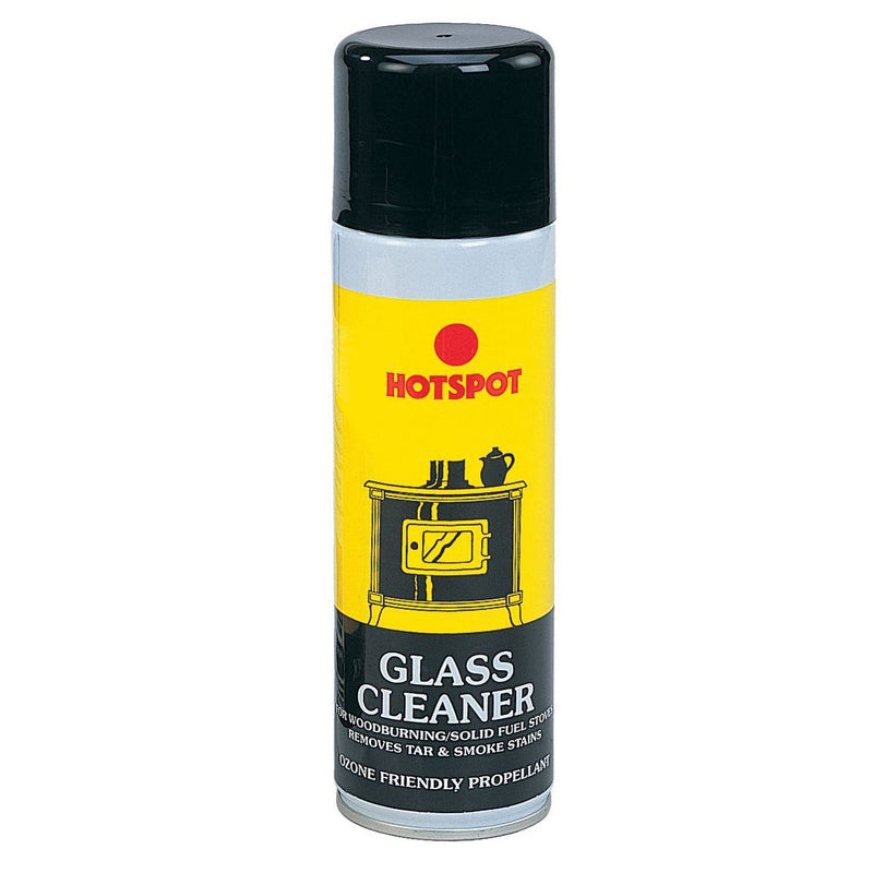 Hotspot-Glass cleaner