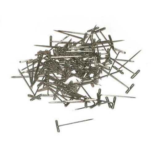 Dubro 252 STNLESS STEEL T-PINS 1 100PC (10908717767)