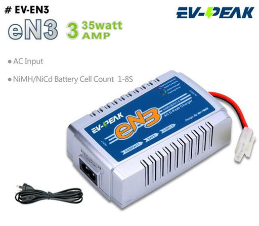 EV-PEAK Ultra Power 4-8S NIMH Charger