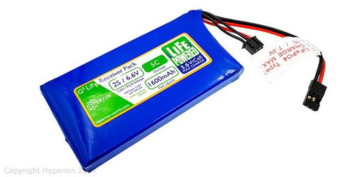 Hyperion HP-FG505C1600S2 G5 Receiver Pack 2S 1600mAh LiF (11365802823)