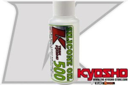 Kyosho SIL0500-8 Silicone Oil 500 80cc