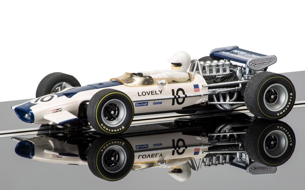 Scalextric C3707 70 Lotus 49 #10 P.Lovely - Hobby City NZ