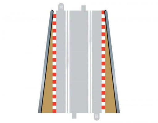 Scalextric C8233 Borders Lead In/Out 350mm 2 (10911197639)