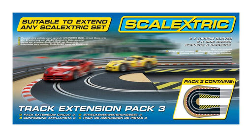 Scalextric C8512 Track Ext. Pack 3 Hairpin