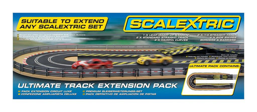 Scalextric C8514 Track Ultimate ExtensionPack