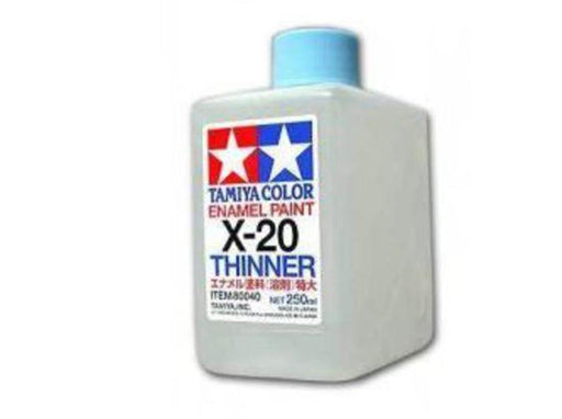 Tamiya 8040 X-20 ENAMEL THINNER 250ML