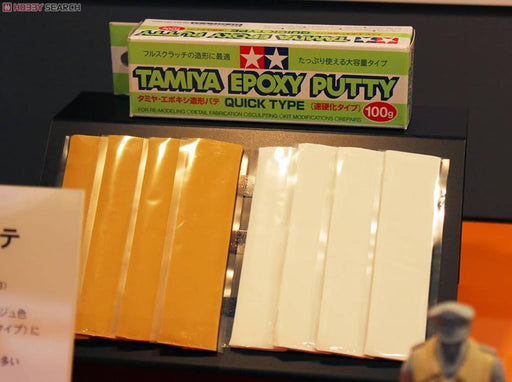 Tamiya 87143 EPOXY PUTTY QUICK 100gm