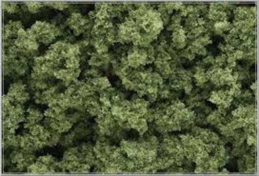 Woodland Scenics FC145 BUSHES CLUMP FOLIAGE LIGHT GR