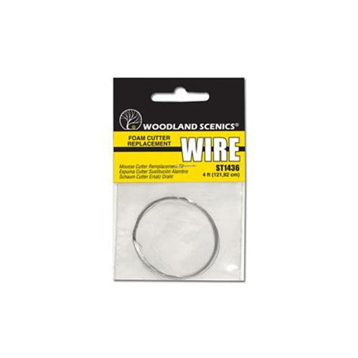 Woodland Scenics ST1436 HOT WIRE REPLACEMENT WIRE 48' (10911678023)