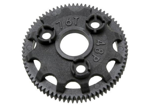 Traxxas 4676 - Spur Gear, 76-Tooth (48-Pitch) (For Models With Torque- (769076854833)