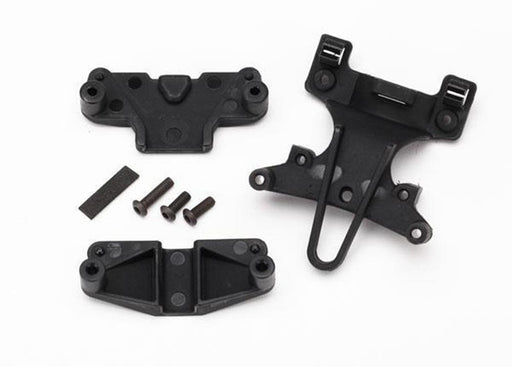 Traxxas 6556 - Mount, Telemetry Expander (Fits Xo-1, E-Revo*, Summit*, A (769117487153)
