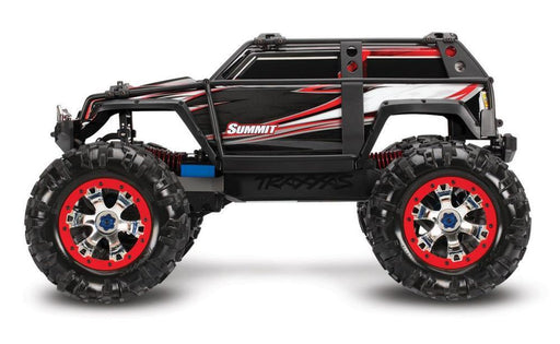 Traxxas 56076-4 - Summit 4Wd With Locking Diffs And High Low Gearing