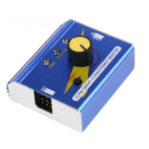 HTIRC HTI-STA Alloy Servo Tester, 3 Channels, CCPM, Manual, Neutral, Auto (4351239553073)