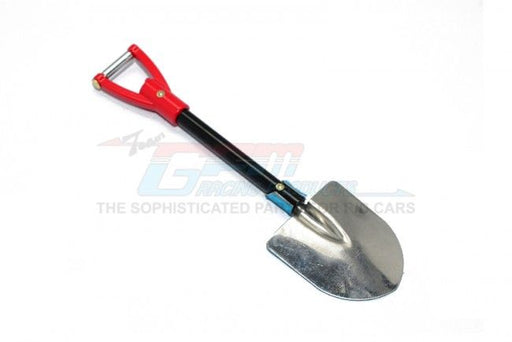 GPM Racing ZSP003 Metal Shovel for Crawlers - 1 Piece (802479996977)