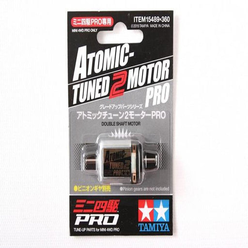 Tamiya 15489 Mini 4WD Atomic Tuned 2 Motor PRO (767707480113)