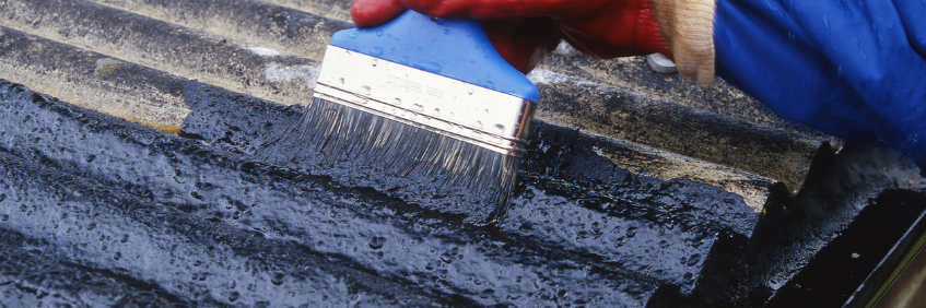 How to Use Roof Waterproofer