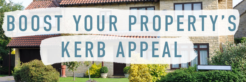 Boost your property's kerb appeal