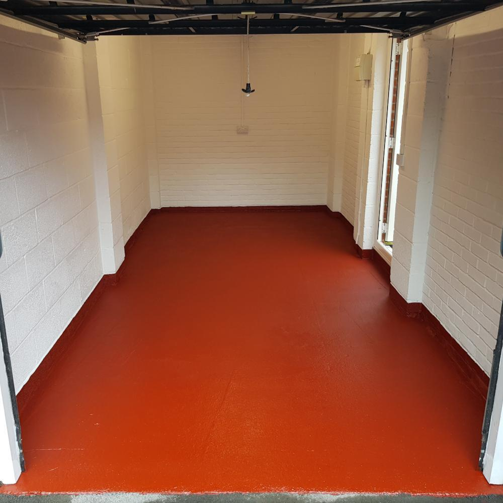 Two Part Epoxy Garage Floor Paint (Garacoat)