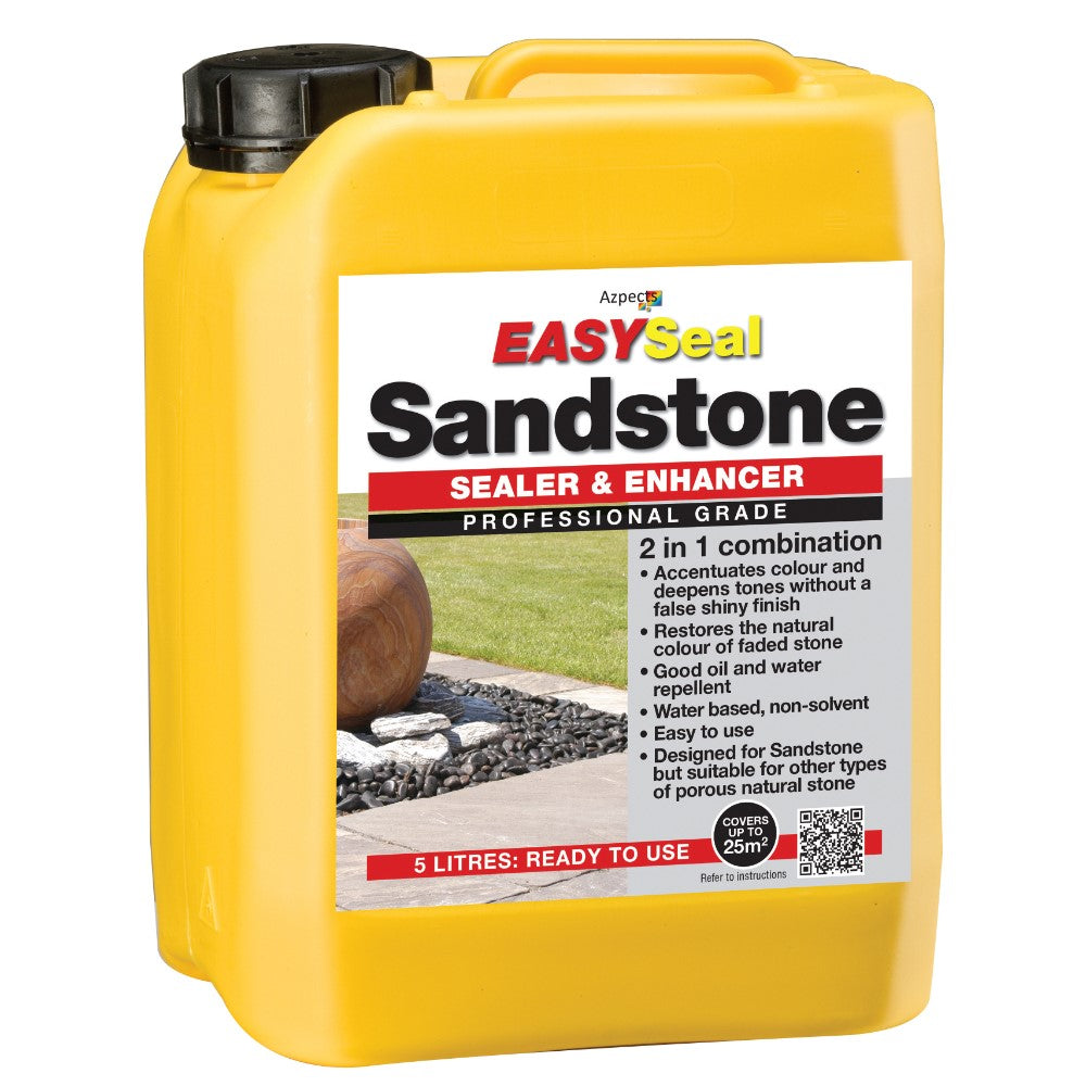 EASYSeal Sandstone Enhancer/Sealer