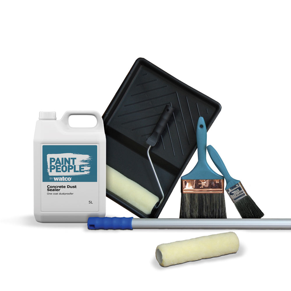 Basement Floor Seal Kit