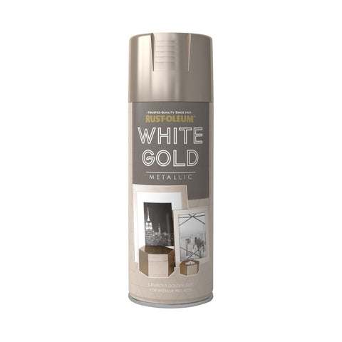 Rust-Oleum Elegant Metallic Spray Paint 400ml
