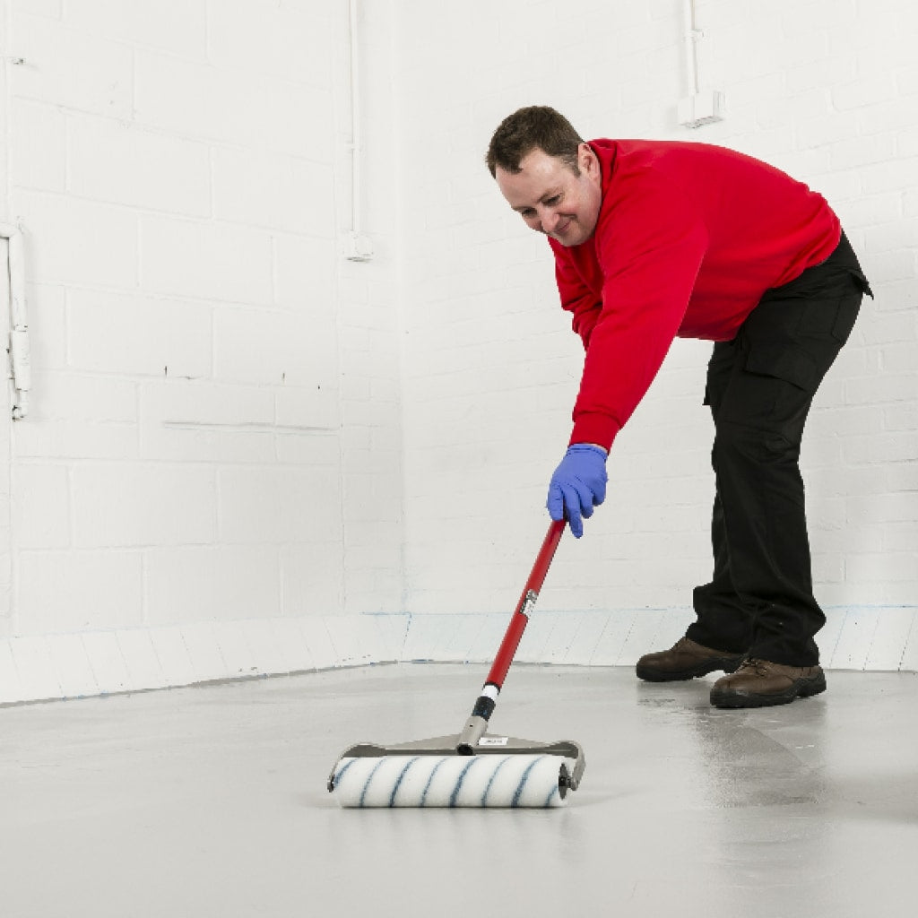 Epoxy Garage Floor Paint Kit (Garacoat)