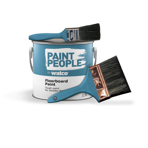 Floorboard Paint Kit